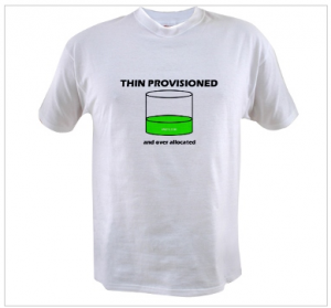 Thin Provisioned