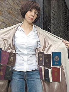 False passports