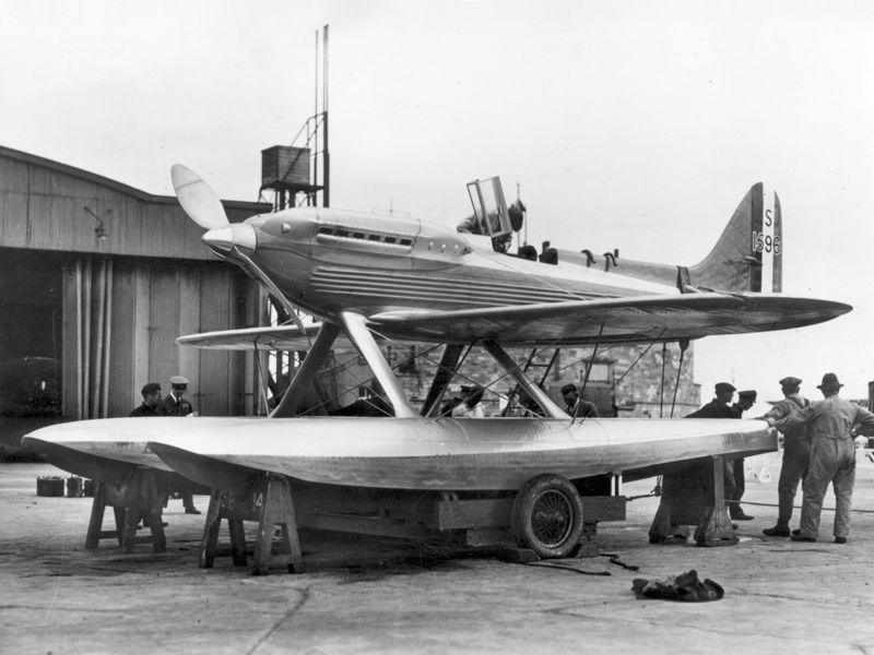 Concept Performance Aircraft