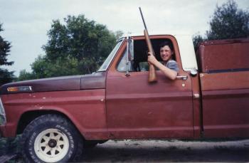 Pickup Truck Access Method